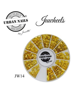 Urban Nails Juwheel 14
