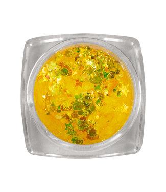 Magnetic Neon Inlay Yellow