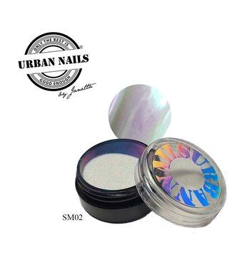 Urban Nails Super Mirror Pigment 02