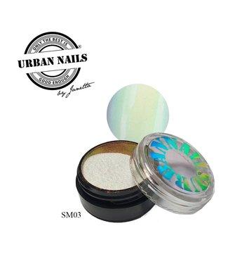 Urban Nails Super Mirror Pigment 03