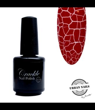 Urban Nails Crackle Nail Polish 03 Rood