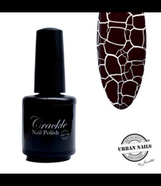 Urban Nails Crackle Nail Polish 04 Bruin
