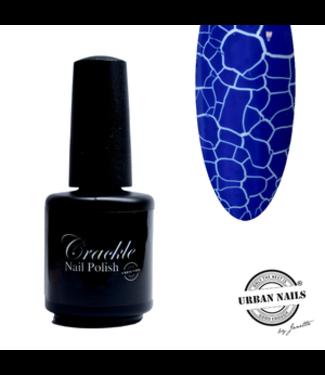 Urban Nails Crackle Nail Polish 07 Blauw