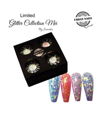 Urban Nails Limited Glitter Collection May