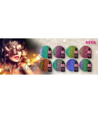 Diva Set Get Sparkled Complete collection 8 st.