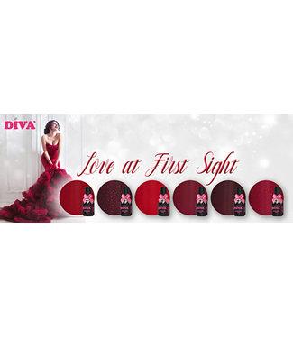 Diva Set Gellak Love at First Sight 6 st.
