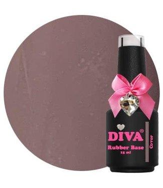 Diva Rubber Base Cover 15 ml.