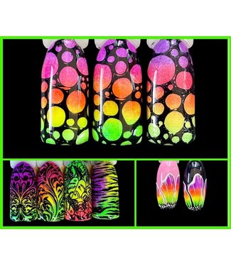 Workshop Neon Nail Art - Gino