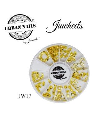Urban Nails Juwheel 17