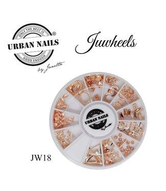 Urban Nails Juwheel 18
