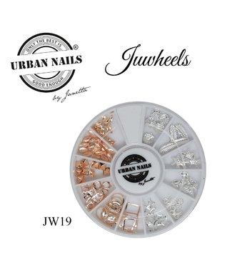 Urban Nails Juwheel 19