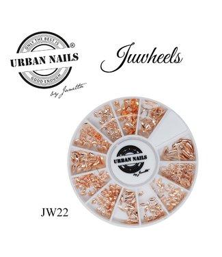 Urban Nails Juwheels 22