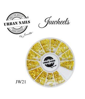 Urban Nails Juwheels 21