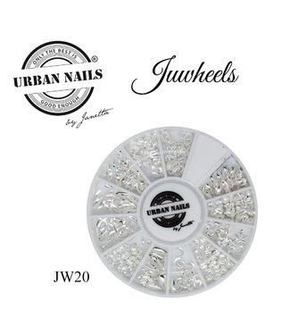 Urban Nails Juwheels 20
