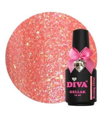 Diva 147 Gellak Booming Glitter 15 ml.