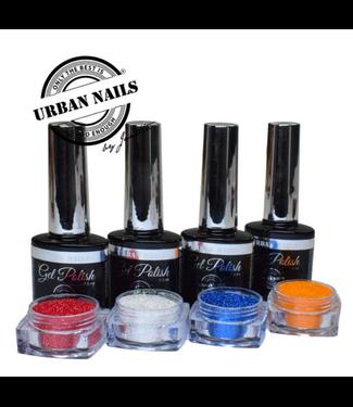 Urban Nails Orange Lions EK Set