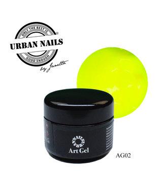 Urban Nails Art Gel 02