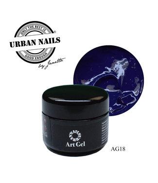 Urban Nails Art Gel 18