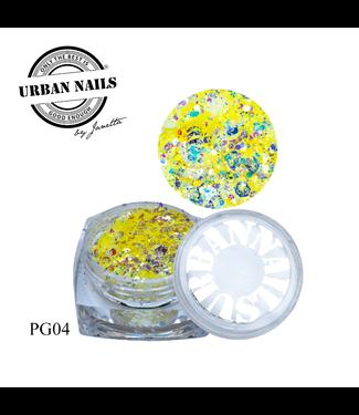 Urban Nails PiXie Glitter 04