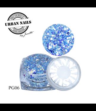 Urban Nails PiXie Glitter 06