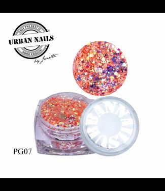 Urban Nails PiXie Glitter 07