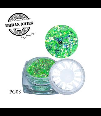 Urban Nails PiXie Glitter 08