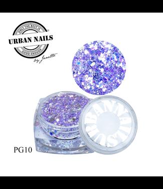 Urban Nails PiXie Glitter 10