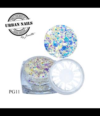 Urban Nails PiXie Glitter 11