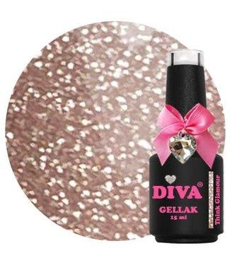 Diva 228 Gellak Think Glamour 15 ml.