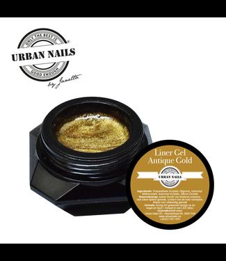 Urban Nails Liner Gel Antique Gold