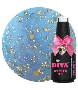 Diva Gellak Wild Fashion 15 ml.