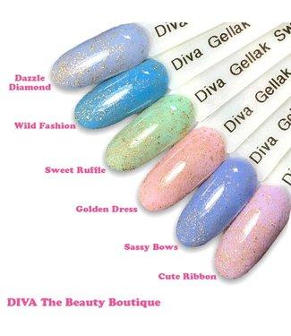 Diva Set Gellak The Boutique Collection 5+1 gratis