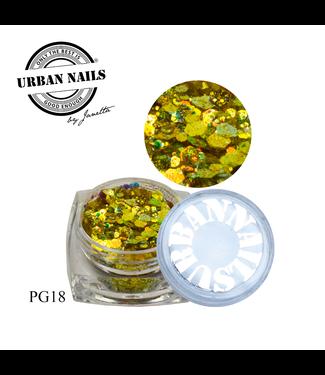 Urban Nails PiXie Glitters 18