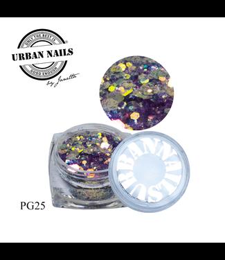 Urban Nails PiXie Glitters 25