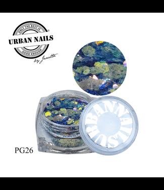 Urban Nails PiXie Glitter 26