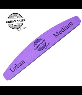 Urban Nails Buffer Purple (Medium)