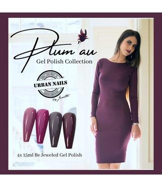 Urban Nails Plum'au Gel Polish Collection