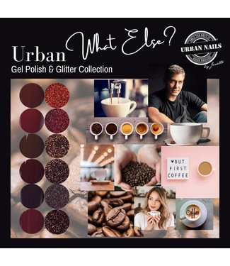 Urban Nails What Else Gelpolish & Glitter Collection