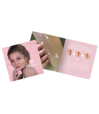 Magnetic Blush informatieboekje