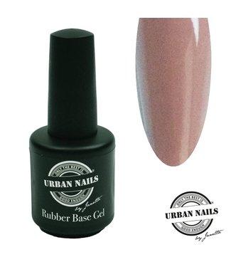Urban Nails Rubber Base Caramel 15ml