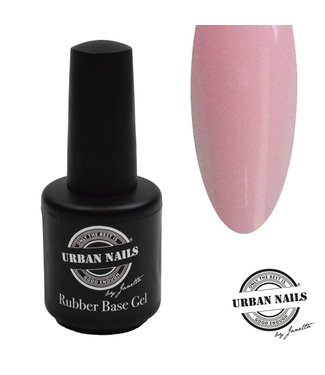 Urban Nails Rubber Base French Pink 15ml