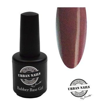 Urban Nails Rubber Base Plum 15ml
