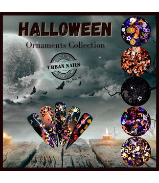 Urban Nails Halloween Ornament Collection