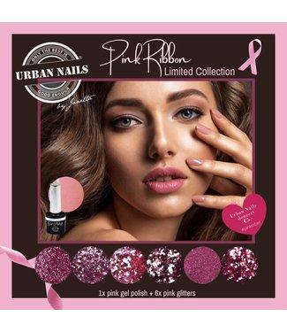 Urban Nails Pink Ribbon Limited Collection