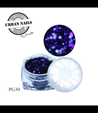 Urban Nails PiXie Glitter 30