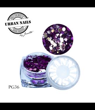 Urban Nails PiXie Glitter 36