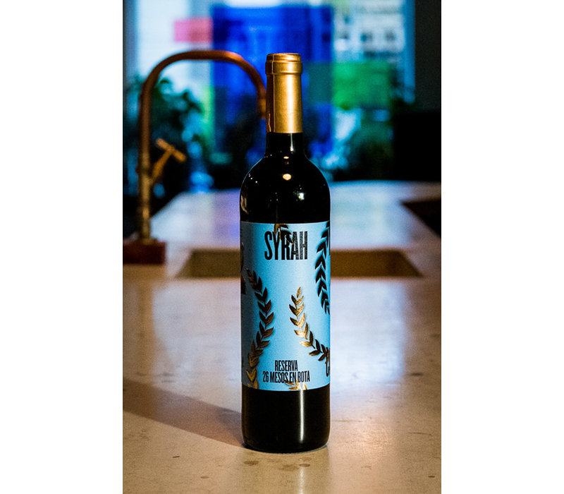 100% Syrah Reserva