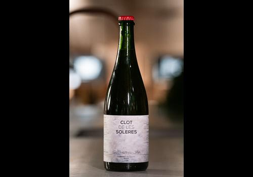 Clot de les Soleres Cabernet Sauvignon 2019 Rosé Pet-nat