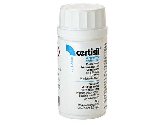Certinox Certisil Argento ca 1.000 p