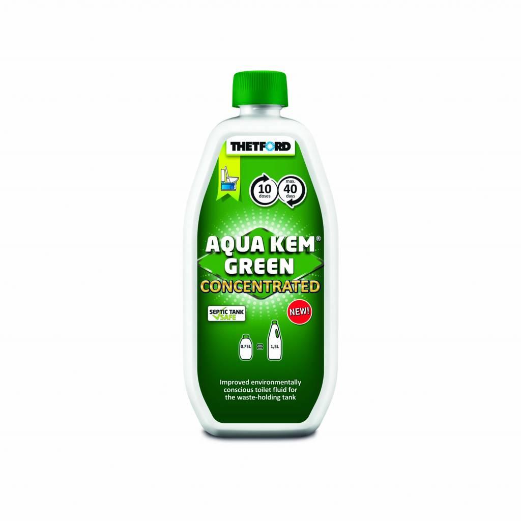 Thetford Aqua Kem® Green Concentrated - 780ml